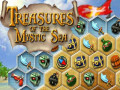 Spelletjes Treasures of the Mystic Sea