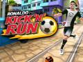 Spelletjes Cristiano Ronaldo Kick`n`Run