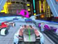 Spelletjes Cyber Cars Punk Racing