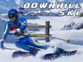 Spelletjes Downhill Ski