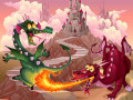 Spelletjes Fairy Tale Dragons Memory