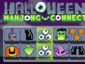 Spelletjes Mahjong Connect Halloween