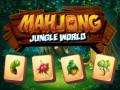 Spelletjes Mahjong Jungle World