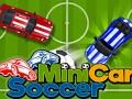 Spelletjes Minicars Soccer
