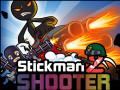 Spelletjes Stickman Shooter 2