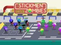 Spelletjes Stickmen vs Zombies