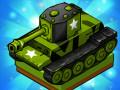 Spelletjes Super Tank War